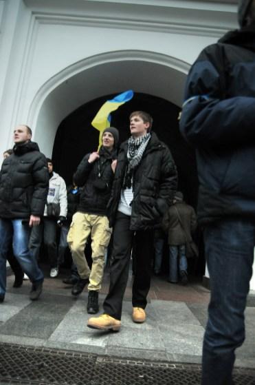 Немного фото 1 декабря 2013 в Киеве 18