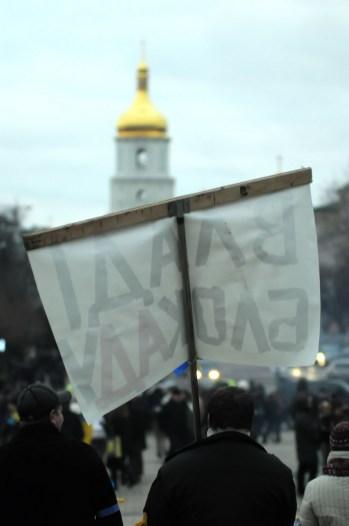 Немного фото 1 декабря 2013 в Киеве 20