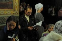 Фотографии с Рождественской службы в СвятоТроицком Ионинском монастыре 2