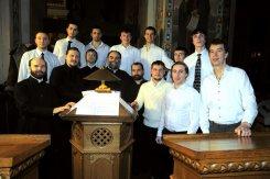 Фотографии с Рождественской службы в СвятоТроицком Ионинском монастыре 4
