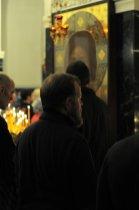 Несколько фотографий с Рождественской службы из Свято-Троицкого Китаевского мужского монастыря. 51