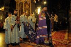 Фотографии с Рождественской службы в СвятоТроицком Ионинском монастыре 18