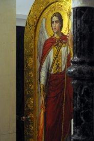 Несколько фотографий с Рождественской службы из Свято-Троицкого Китаевского мужского монастыря. 24