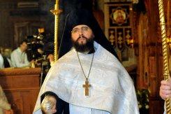 Фотографии с Рождественской службы в СвятоТроицком Ионинском монастыре 27