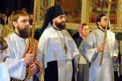Фотографии с Рождественской службы в СвятоТроицком Ионинском монастыре 28