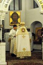 Несколько фотографий с Рождественской службы из Свято-Троицкого Китаевского мужского монастыря. 35