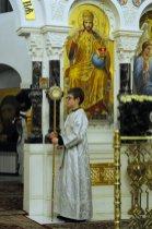 Несколько фотографий с Рождественской службы из Свято-Троицкого Китаевского мужского монастыря. 36