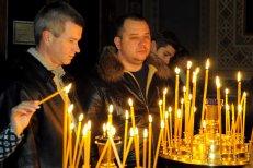 Фотографии с Рождественской службы в СвятоТроицком Ионинском монастыре 41