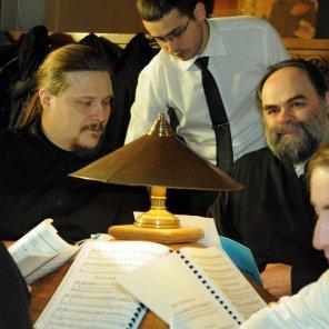 Фотографии с Рождественской службы в СвятоТроицком Ионинском монастыре 44