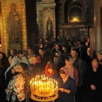 Фотографии с Рождественской службы в СвятоТроицком Ионинском монастыре 47