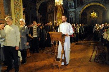 Фотографии с Рождественской службы в СвятоТроицком Ионинском монастыре 49