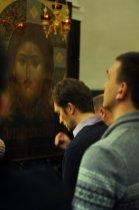 Несколько фотографий с Рождественской службы из Свято-Троицкого Китаевского мужского монастыря. 49