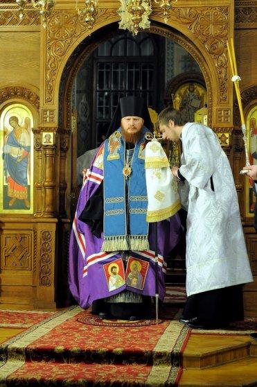 Фотографии с Рождественской службы в СвятоТроицком Ионинском монастыре 60