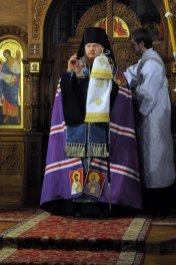 Фотографии с Рождественской службы в СвятоТроицком Ионинском монастыре 63