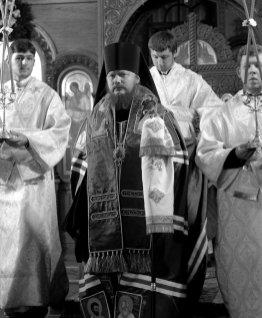 Фотографии с Рождественской службы в СвятоТроицком Ионинском монастыре 173