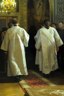 Фотографии с Рождественской службы в СвятоТроицком Ионинском монастыре 67