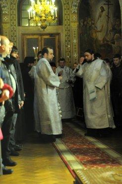 Фотографии с Рождественской службы в СвятоТроицком Ионинском монастыре 68