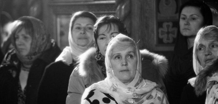 Фотографии с Рождественской службы в СвятоТроицком Ионинском монастыре 85