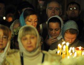 Фотографии с Рождественской службы в СвятоТроицком Ионинском монастыре 90