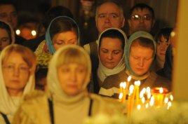 Фотографии с Рождественской службы в СвятоТроицком Ионинском монастыре 91