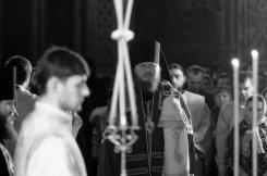 Фотографии с Рождественской службы в СвятоТроицком Ионинском монастыре 97