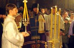 Фотографии с Рождественской службы в СвятоТроицком Ионинском монастыре 100
