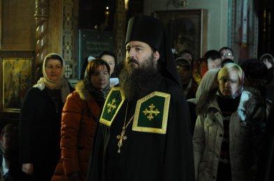 Фотографии с Рождественской службы в СвятоТроицком Ионинском монастыре 114