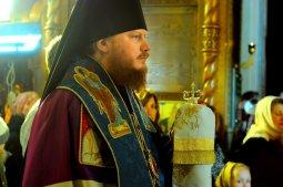 Фотографии с Рождественской службы в СвятоТроицком Ионинском монастыре 119
