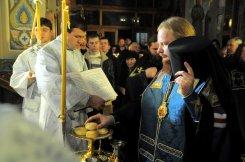 Фотографии с Рождественской службы в СвятоТроицком Ионинском монастыре 131