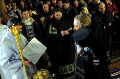 Фотографии с Рождественской службы в СвятоТроицком Ионинском монастыре 133