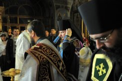 Фотографии с Рождественской службы в СвятоТроицком Ионинском монастыре 134