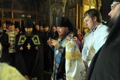 Фотографии с Рождественской службы в СвятоТроицком Ионинском монастыре 135