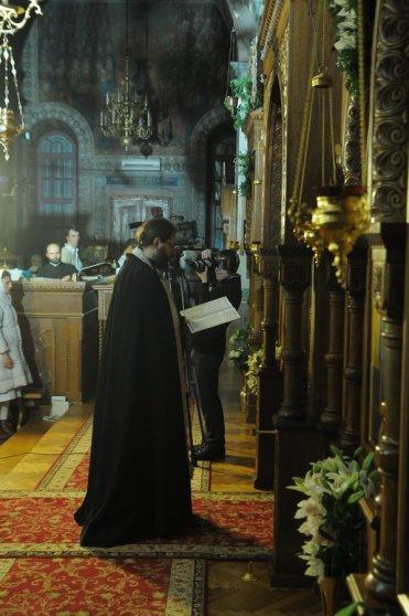 Фотографии с Рождественской службы в СвятоТроицком Ионинском монастыре 140