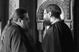 Фотографии с Рождественской службы в СвятоТроицком Ионинском монастыре 165