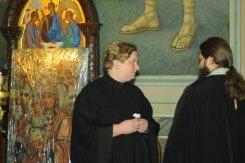 Фотографии с Рождественской службы в СвятоТроицком Ионинском монастыре 169