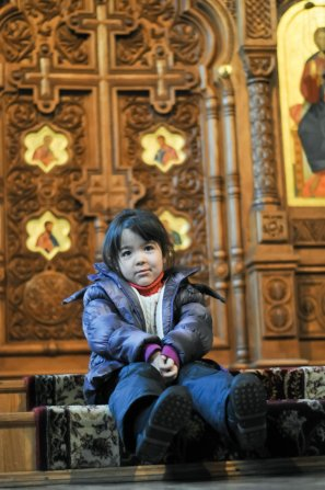 Ионинский монастырь. Хвала Господу, что на Земле есть уголок, где душа отдыхает. 124