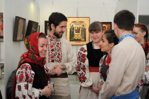 """Выставка «Торжество Православия» - более 100 икон в галерее """"Соборная"""". 8"""