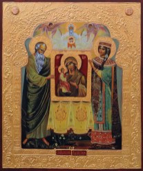 """Выставка «Торжество Православия» - более 100 икон в галерее """"Соборная"""". 47"""