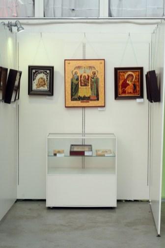 """Выставка «Торжество Православия» - более 100 икон в галерее """"Соборная"""". 57"""