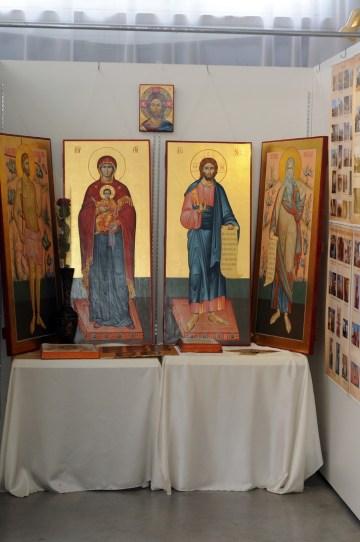 """Выставка «Торжество Православия» - более 100 икон в галерее """"Соборная"""". 60"""