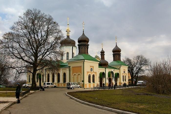 Свято-Троицкий Ионинский монастырь. Фото с сайта Ионинского монастыря