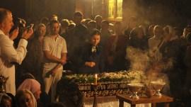 Фото репортаж со Свято-Троицкого Ионинского монастыря г.Киев со Светлого Праздника Воскресения Христова. 23