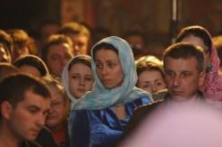 Фото репортаж со Свято-Троицкого Ионинского монастыря г.Киев со Светлого Праздника Воскресения Христова. 208