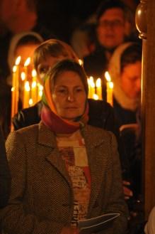 Фото репортаж со Свято-Троицкого Ионинского монастыря г.Киев со Светлого Праздника Воскресения Христова. 219