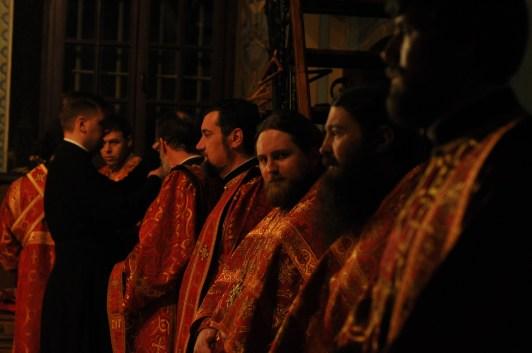 Фото репортаж со Свято-Троицкого Ионинского монастыря г.Киев со Светлого Праздника Воскресения Христова. 226