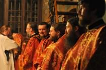 Фото репортаж со Свято-Троицкого Ионинского монастыря г.Киев со Светлого Праздника Воскресения Христова. 228