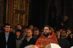 Фото репортаж со Свято-Троицкого Ионинского монастыря г.Киев со Светлого Праздника Воскресения Христова. 236