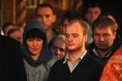 Фото репортаж со Свято-Троицкого Ионинского монастыря г.Киев со Светлого Праздника Воскресения Христова. 238