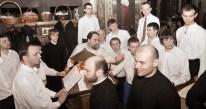 Фото репортаж со Свято-Троицкого Ионинского монастыря г.Киев со Светлого Праздника Воскресения Христова. 246