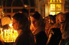 Фото репортаж со Свято-Троицкого Ионинского монастыря г.Киев со Светлого Праздника Воскресения Христова. 250